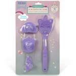 Handstand Kitchen Rainbows & Unicorns Cookie Stamp & Flipper Set