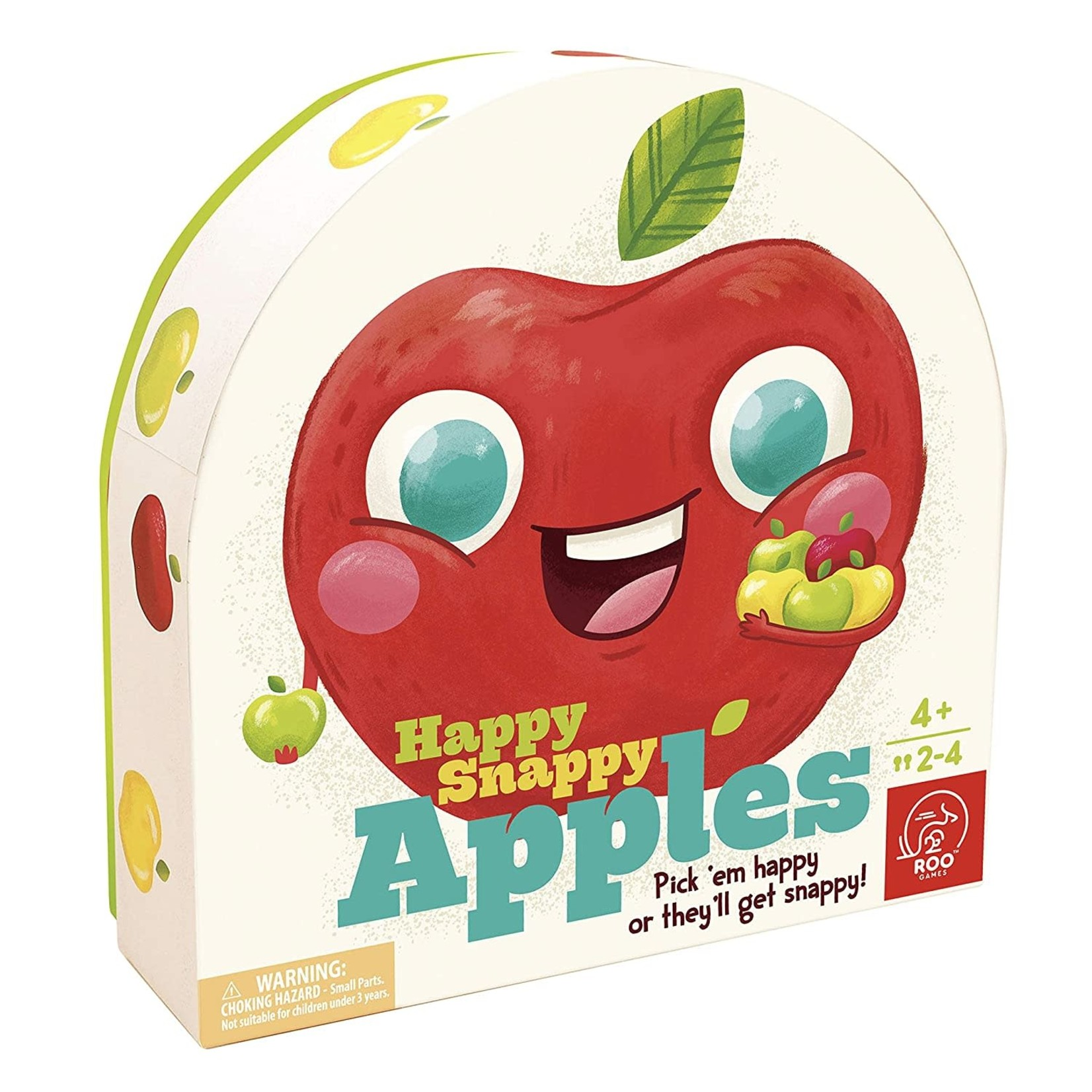 Roo Games Happy Snappy Apples