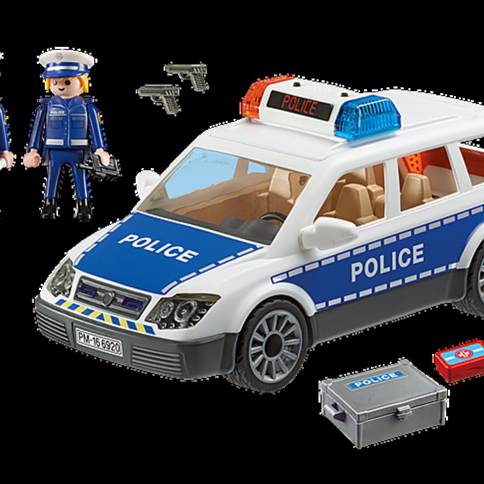 Playmobil Police Emergency Vehicle - Playmobil 6920
