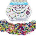 Kid Made Modern Alphabet Charm Jewelry Kit