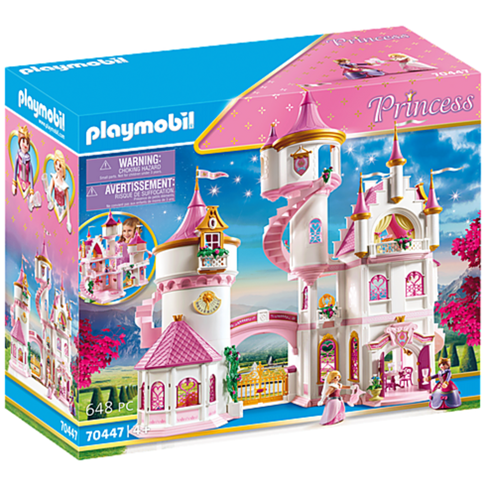 Playmobil Large Princess Castle - Playmobil 70447