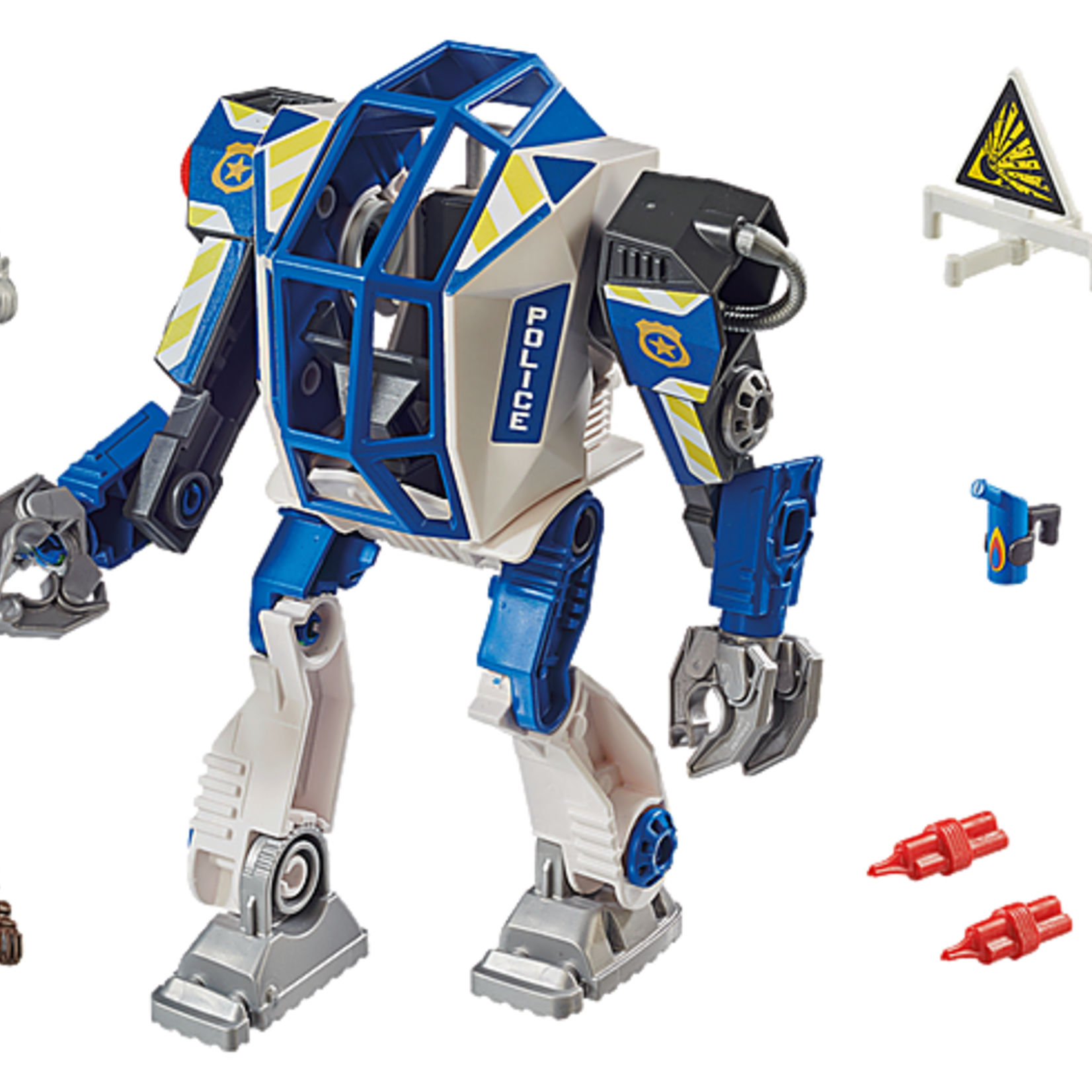 Playmobil Special Operations Police Robot - Playmobil 70571