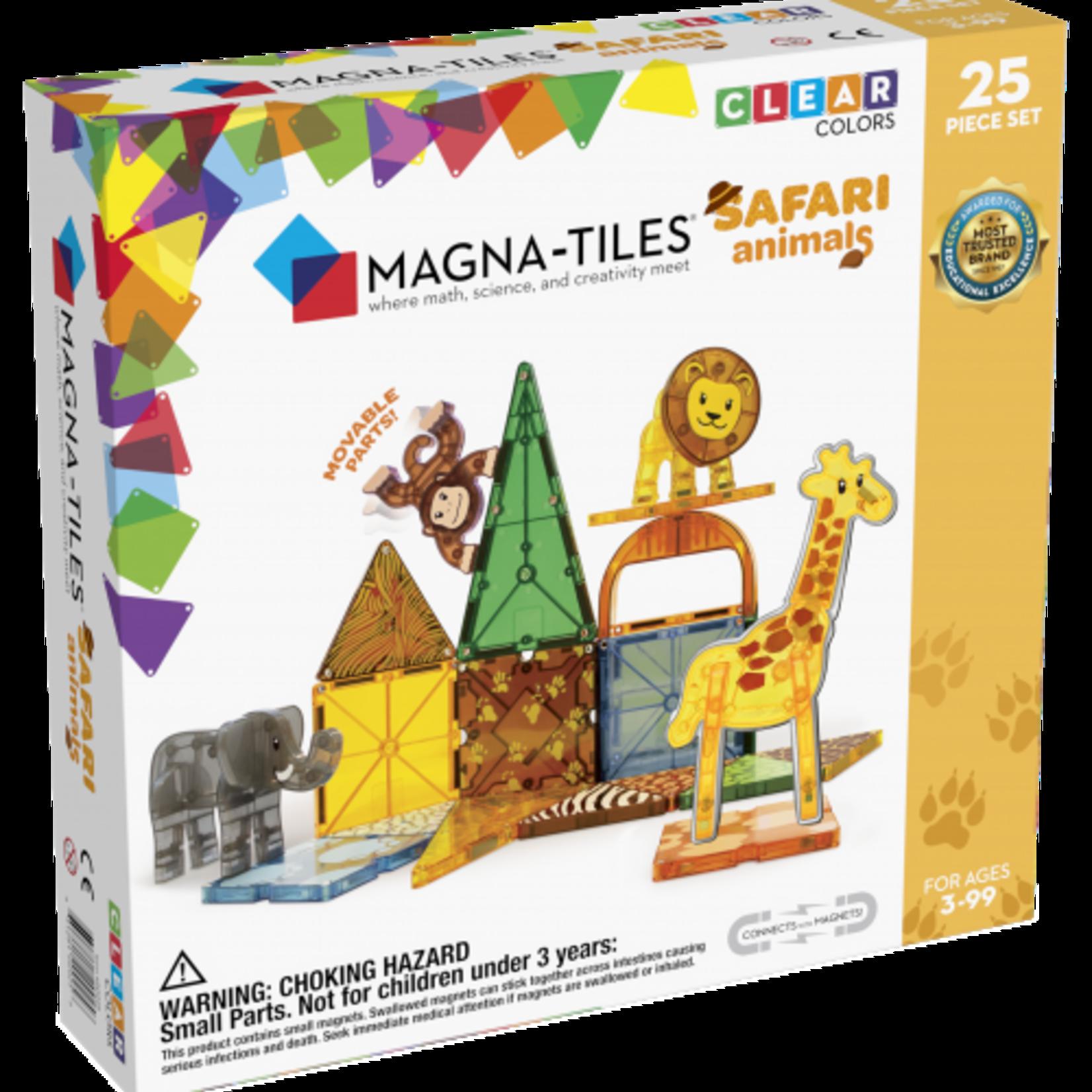 Magna-Tiles Magna-Tiles Safari Animals