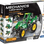 Clementoni Mechanics Laboratory - Farm Equipment