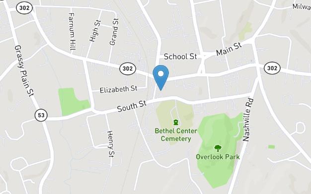near Bethel Center Cemetary and Overlook park