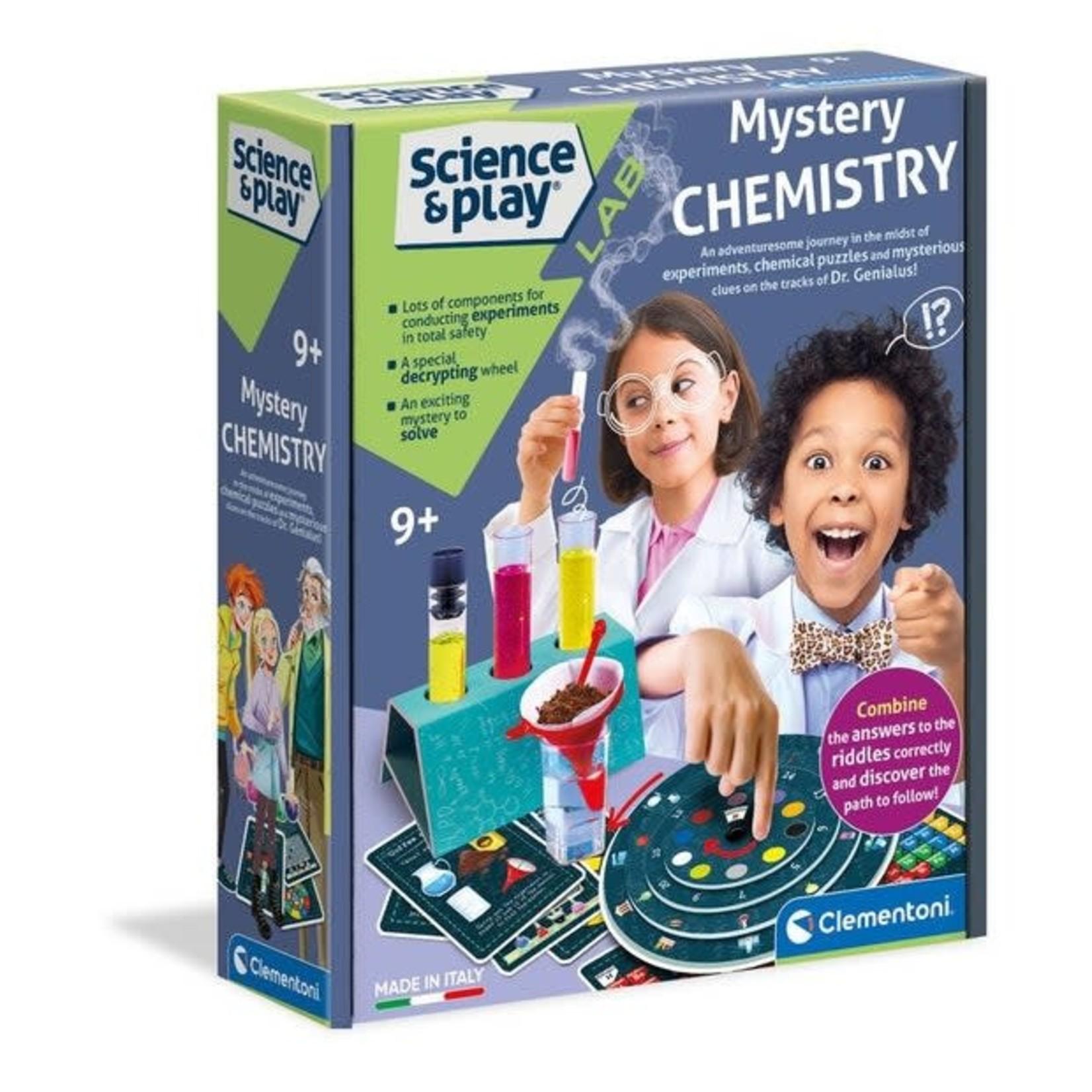 Clementoni Mystery Chemistry