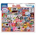 White Mountain Puzzles Good Humor - 1000 pc