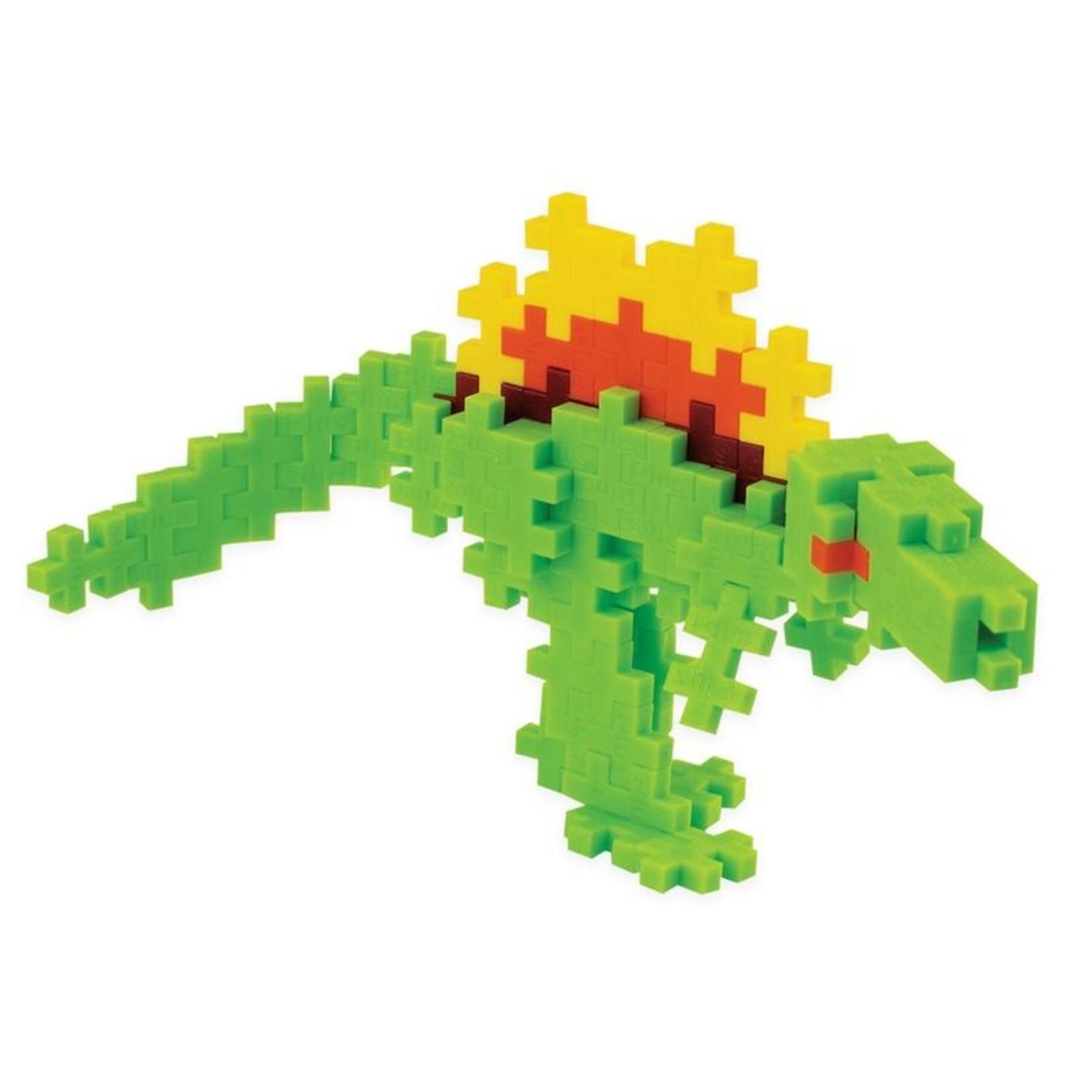 Plus-Plus Plus-Plus Spinosaurus Tube