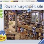 Ravensburger Dad's Shed - 500 pc