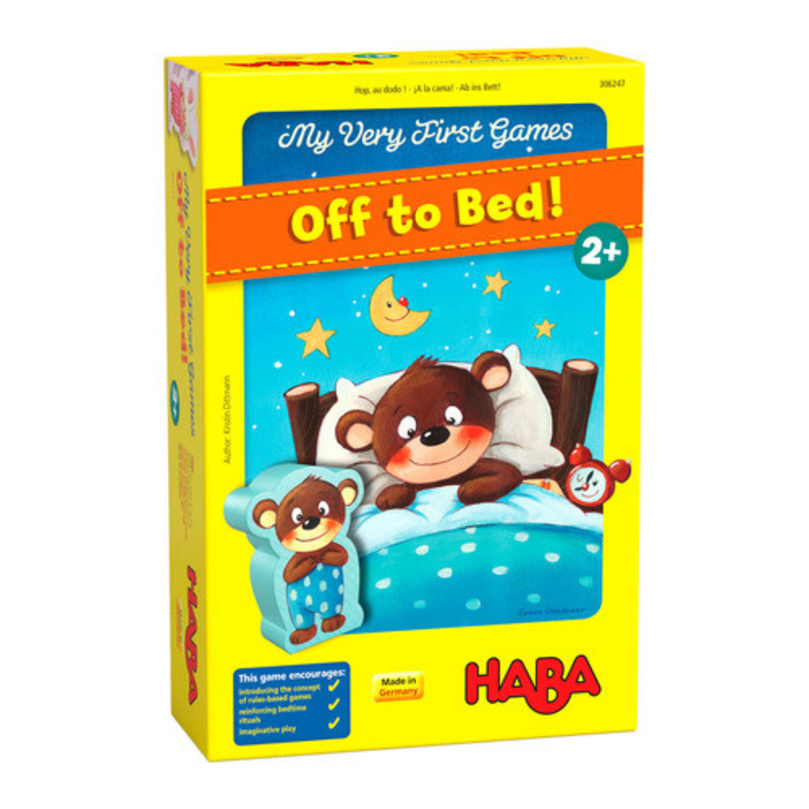 Haba Off to Bed