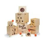 Fat Brain Toys Box & Balls