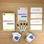 University Games AutoCorrect