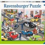 Ravensburger Police on Patrol -100 pc
