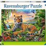 Ravensburger Jungle Tiger - 300 pc