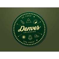 FERAL Denver Circle Sticker
