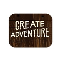 FERAL Create Adventure Sticker