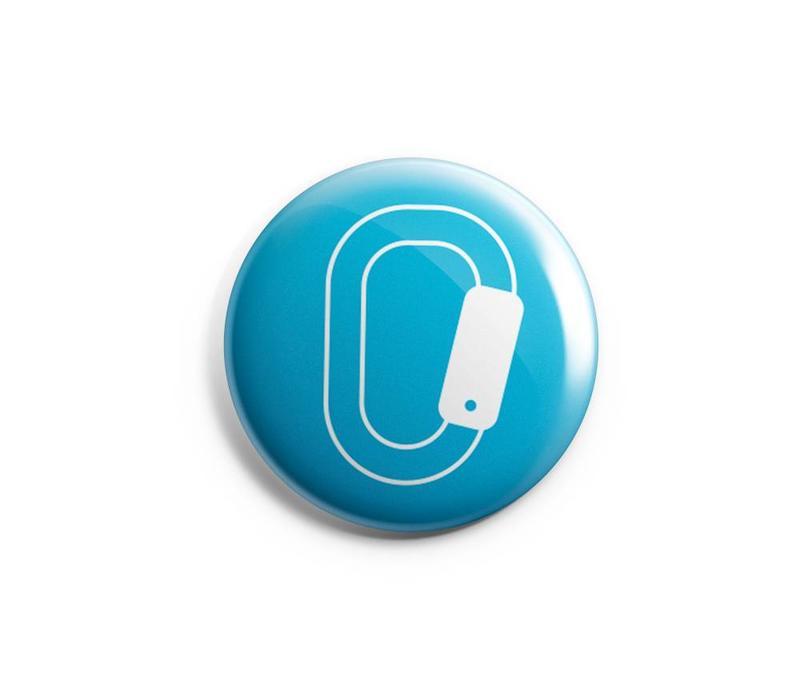 FERAL Carabiner Button