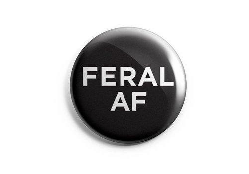 FERAL FERAL AF Button