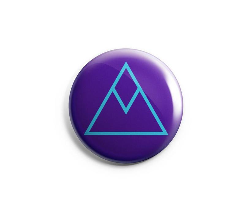 FERAL Mountain Button