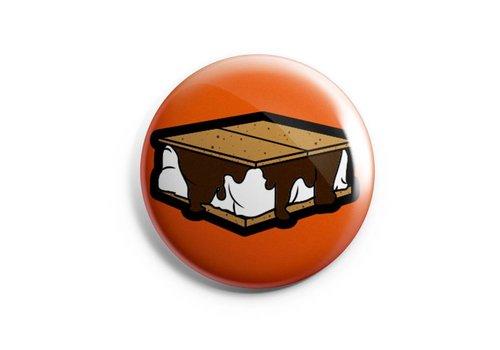 FERAL FERAL Smores Button