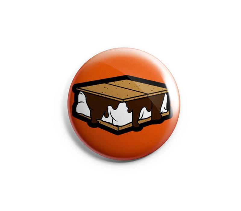 FERAL Smores Button