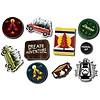 FERAL FERAL Sticker 10-Pack