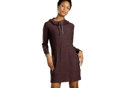 Toad & Co Toad & Co Women's Intermosso Hooded Dress