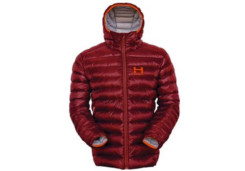 HIMALI HIMALI Men's Altocumulus Down Jacket (Hooded)