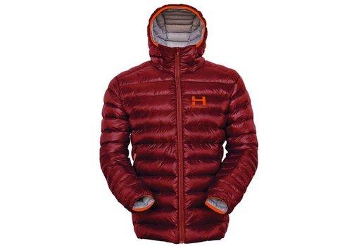HIMALI HIMALI Men's Altocumulus Down Jacket (Hooded)