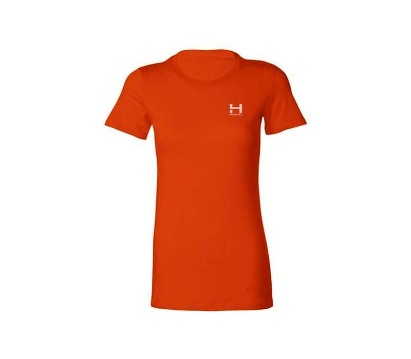 HIMALI Women's Logo Tech Tee