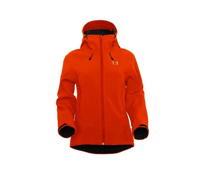 HIMALI Women's Annapurna Softshell Jacket (Hooded)