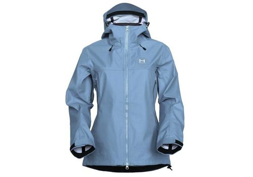 HIMALI Women's Monsoon Hardshell Jacket (Hooded)