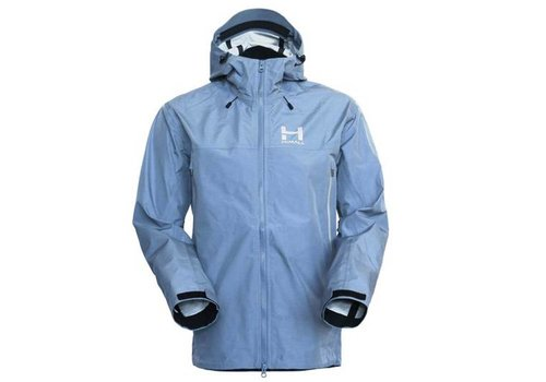 HIMALI Men's Monsoon Hardshell Jacket (Hooded)