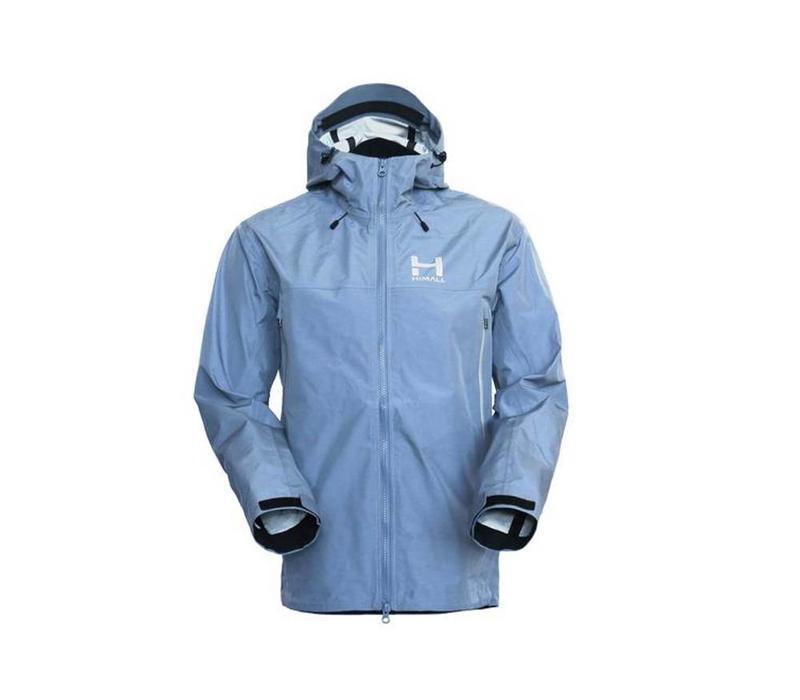 HIMALI Men's Monsoon Hardshell Jacket (Hooded)