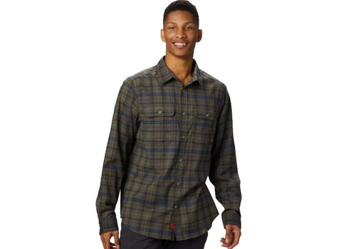 Mountain Hardwear Mountain Hardwear Men's Stretchstone Long Sleeve Shirt