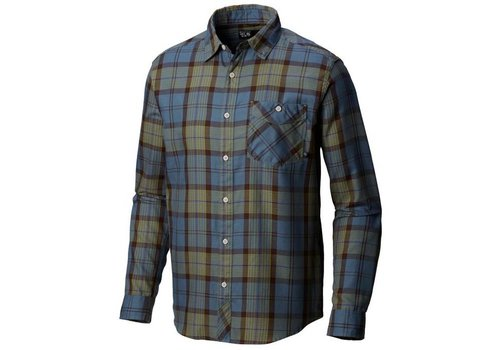 Mountain Hardwear Mountain Hardwear Men's Franklin LS Shirt