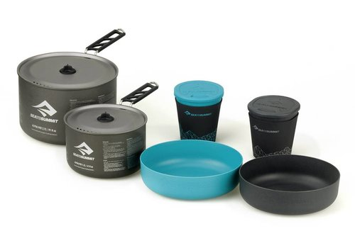 Sea to Summit Sea to Summit Alpha Pot Cook Set 2.2