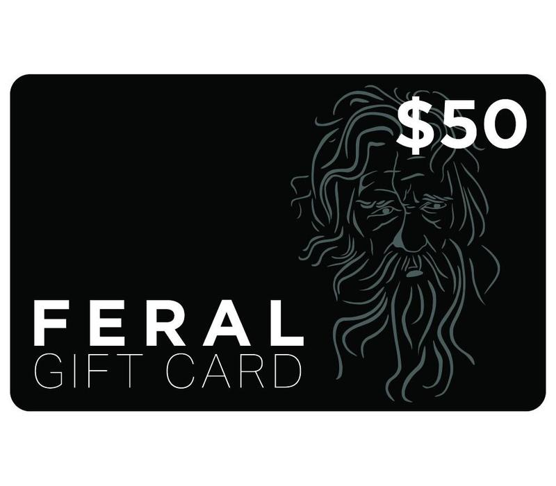 $50 FERAL Gift Card