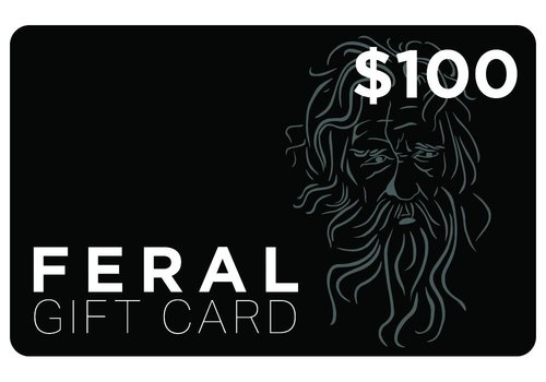 $100 FERAL Gift Card