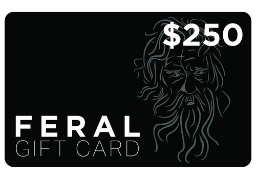 $250 FERAL Gift Card