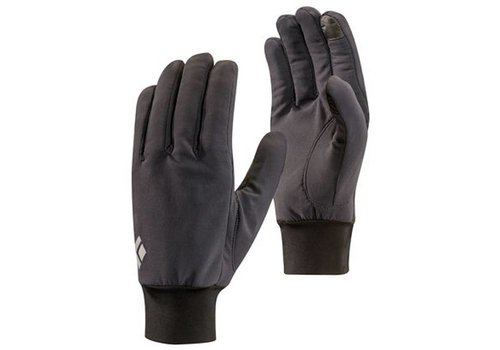 Black Diamond Black Diamond Lightweight Softshell Gloves