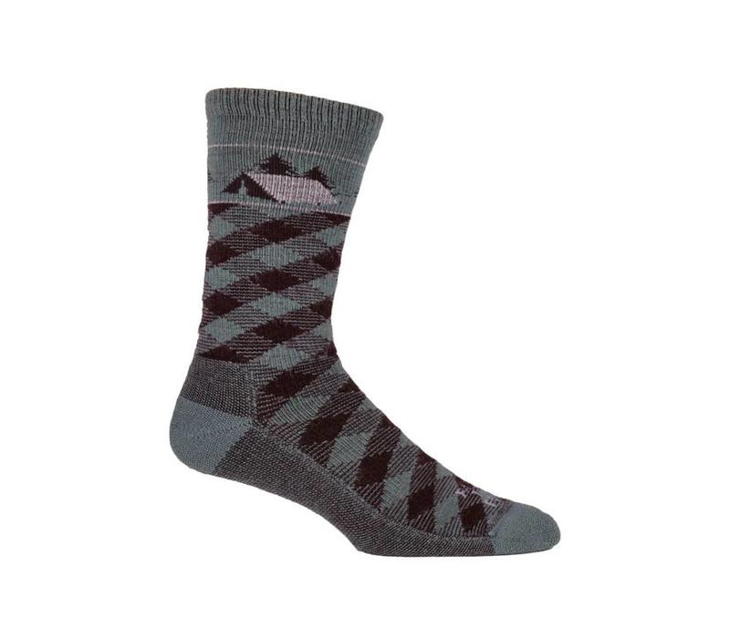 Farm to Feet Men's Franklin LW Crew Socks
