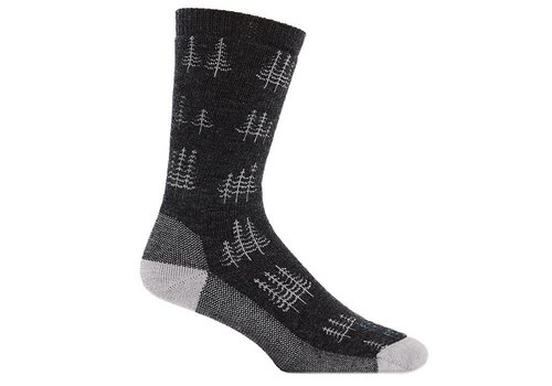 Farm To Feet Men's Cokeville Crew Everyday Medium Weight Sock