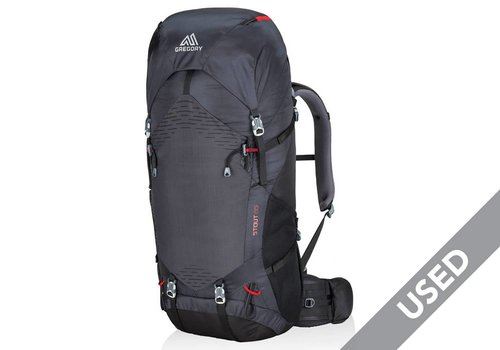 Gregory Gregory Men's Stout 65L Backpack USED