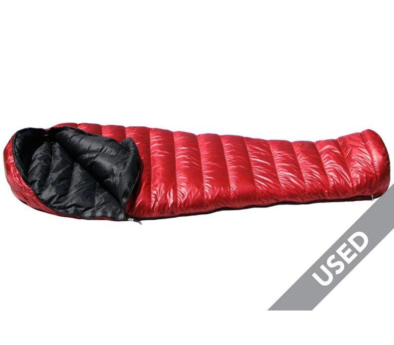 Western Mountaineering Summerlite 32 Deg Sleeping Bag USED