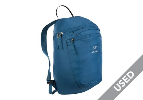 Arcteryx Index 15 Day Pack Blue USED