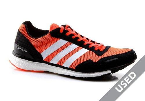 Adidas Men's Adizero Adios Size 9.5 USED