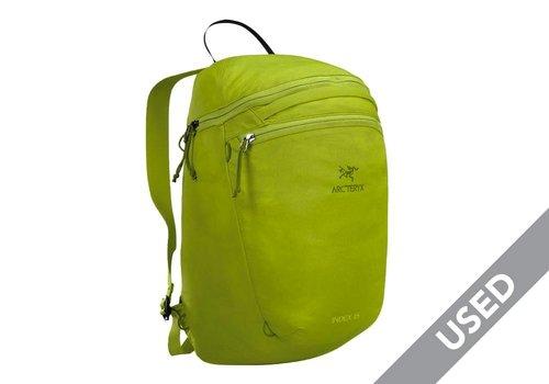 Arc'teryx Index 15 Green USED