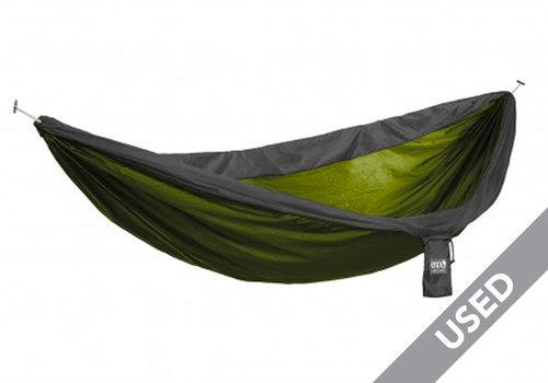 ENO ENO SuperSub Lightweight Hammock Green / Grey USED