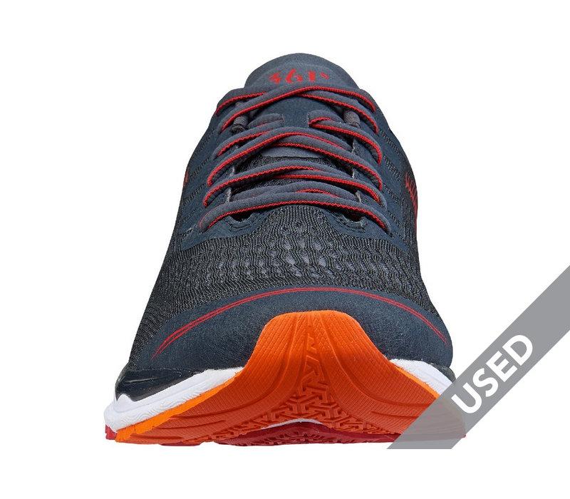 361 Degrees Men's Meraki 2 Running Shoes Black/Red Size 9.5 USED